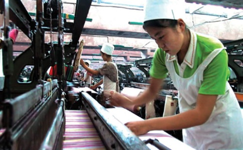china-textile-industry